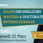 QS World Grad School Tour : Participez à l'édition 2014